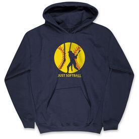 Softball Standard Sweatshirt - Just Softball