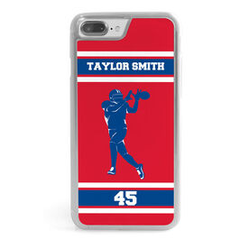 Football iPhone® Case - Personalized Wide Receiver