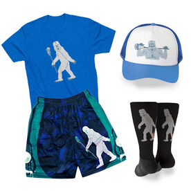 Yeti to Lacrosse Outfit