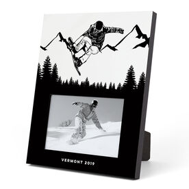 Snowboarding Photo Frame - Snowboarder