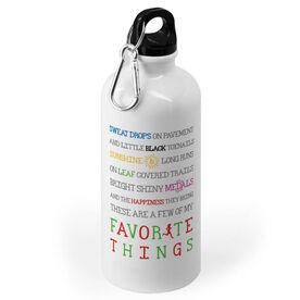 Running 20 oz. Stainless Steel Water Bottle - Runner's Favorite Things