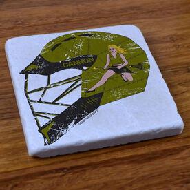 CANNON' Lacrosse - Stone Coaster