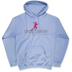Cross Country Standard Sweatshirt - Cross Country is My Life