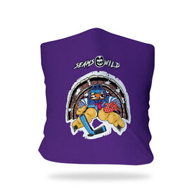 Seams Wild Hockey Multifunctional Headwear - Gobblechuck RokBAND