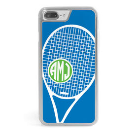 Tennis iPhone® Case - Monogrammed Tennis Life