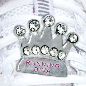 Running Diva - LaceBLING - LaceBLING Shoe Lace Charm