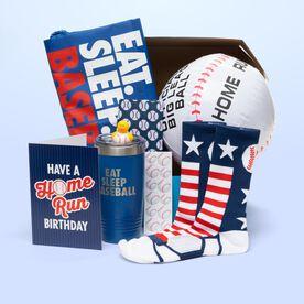 Baseball Birthday Sportzbox - Home Run Birthday