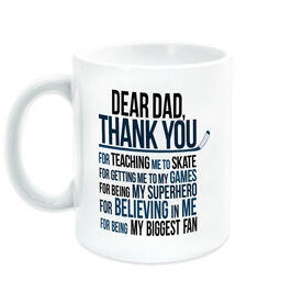 Hockey Coffee Mug - Dear Dad