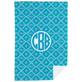 Running Premium Blanket - Monogram
