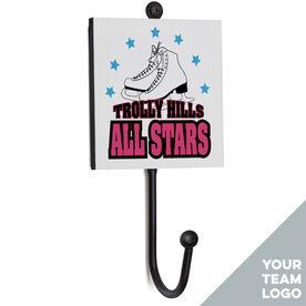 Figure Skating Medal Hook - Your Logo