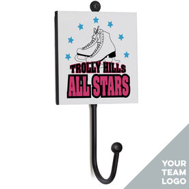 Figure Skating Medal Hook - Your Logo