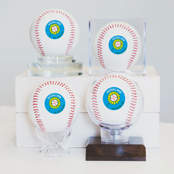Custom Baseball Baseball Mom