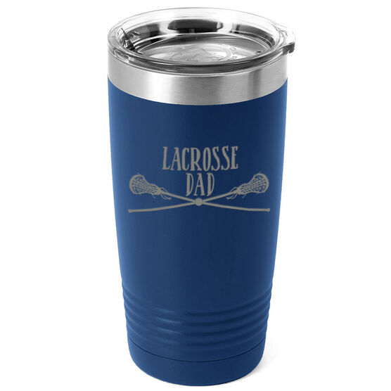 Girls Lacrosse 20oz. Double Insulated Tumbler - Lacrosse Dad