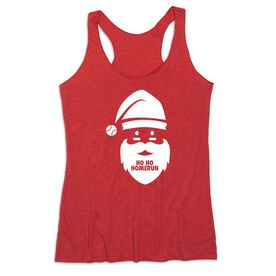 Baseball Women's Everyday Tank Top - Ho Ho Homerun