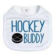 Hockey Baby Bib - Hockey Buddy