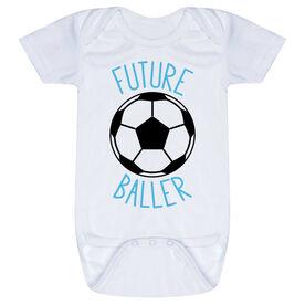 Soccer Baby One-Piece - Future Baller