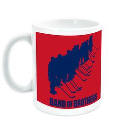 Hockey Coffee Mug Band of Brothers