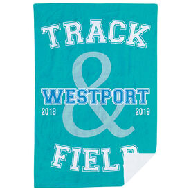 Track & Field Premium Blanket - Track and Field Team