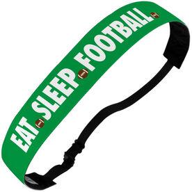 Football Julibands No-Slip Headbands - Eat Sleep Football