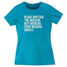 Hockey Women's Everyday Tee - All Weekend Hockey