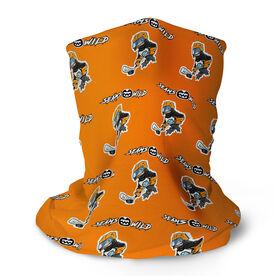 Seams Wild Hockey Multifunctional Headwear - Chinstrap (Pattern) RokBAND