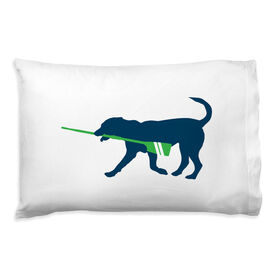 Crew Pillowcase - Cody The Crew Dog