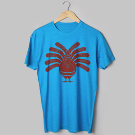 Hockey Short Sleeve T-Shirt - Turkey Player