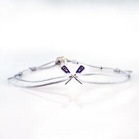 Crew Good Karma SportSTRING Bracelet - Dark Grey- SPECIAL PRICING - LIMITED QUANTITES