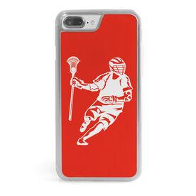 Guys Lacrosse iPhone® Case - Lacrosse Guy