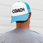 Skiing & Snowboarding Trucker Hat - Coach
