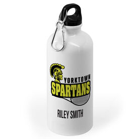 Tennis 20 oz. Stainless Steel Water Bottle - Custom Logo