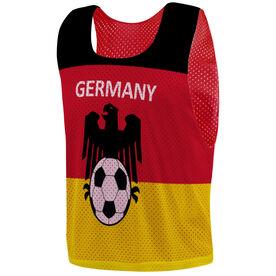 Soccer Pinnie - Germany