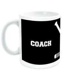 Hockey Coffee Mug Coach