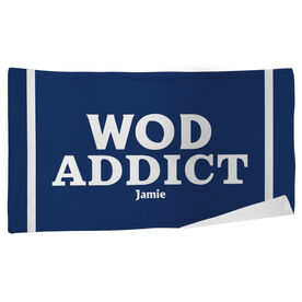 Cross Training Beach Towel WOD Addict