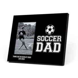 Soccer Photo Frame - Soccer Dad