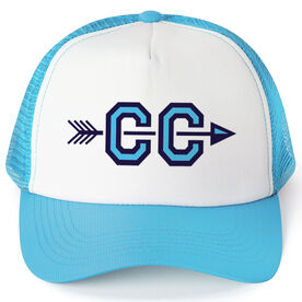 Cross Country Trucker Hat - With Arrows