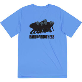 Football Short Sleeve Tech Tee - Band of Brothers