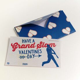 Have a Grand Slam Valentine's Day Card