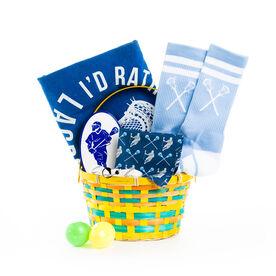 Laxtime Guys Lacrosse Easter Basket