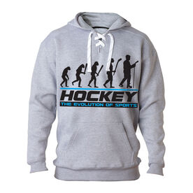 For Hockey Players Only Sweatshirt - Hockey Evolution