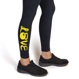 Cross Training Leggings Love