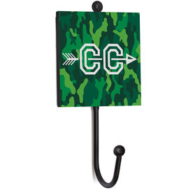 Cross Country Medal Hook - With Arrows
