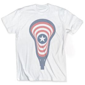 Lacrosse Vintage T-Shirt - Lax Pride