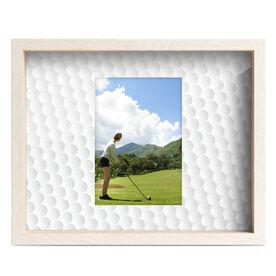 Golf Premier Frame - Close Up Golf Ball