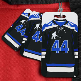 Hockey Bag/Luggage Tag Personalized Hockey Jersey
