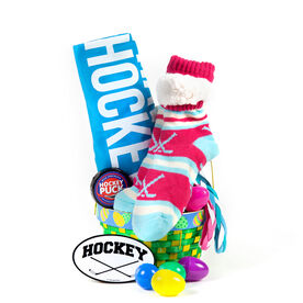 Hockey Girl Easter Basket 2019 Edition