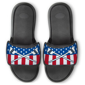Crew Repwell® Slide Sandals - USA Crew