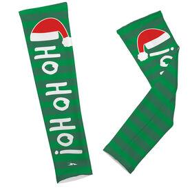 Printed Arm Sleeves Ho Ho Ho