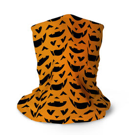 Multifunctional Headwear - Jack 'O Lantern Faces RokBAND