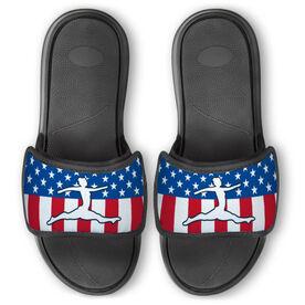 Gymnastics Repwell™ Slide Sandals - USA Gymnastics